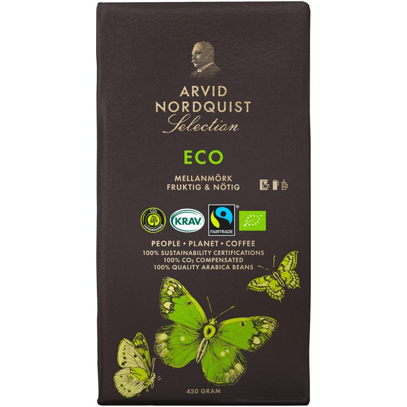 Eko Bryggkaffe Mellanmörk - 52% rabatt