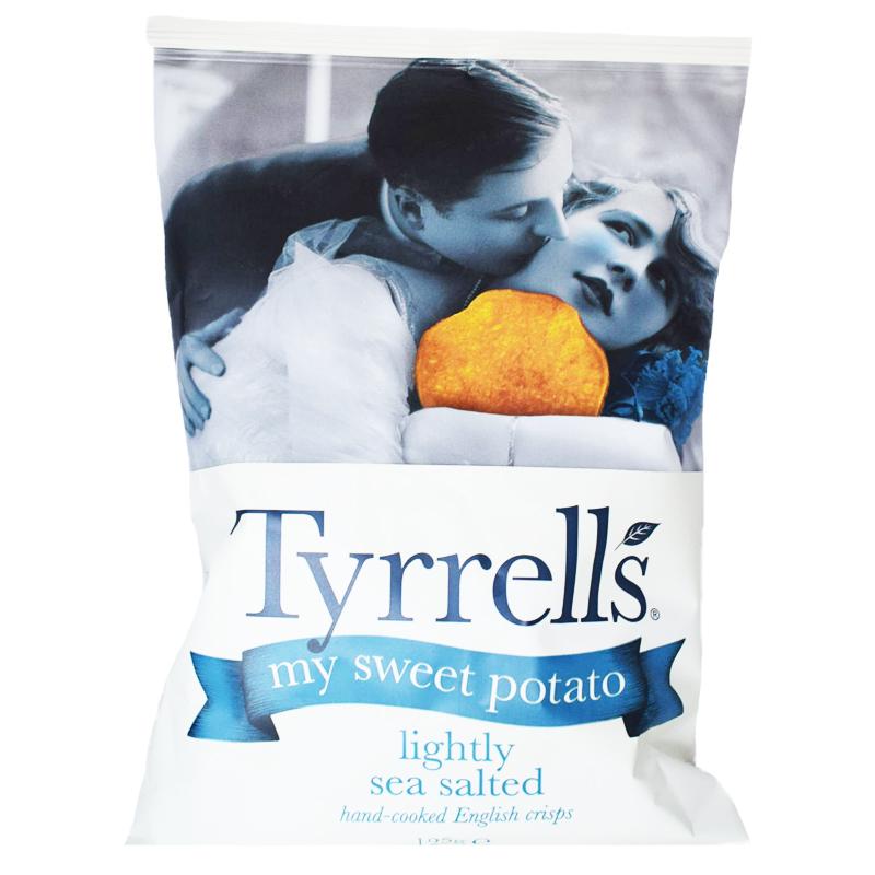 "Chips ""Sweet Potato"" 125g - 62% rabatt"