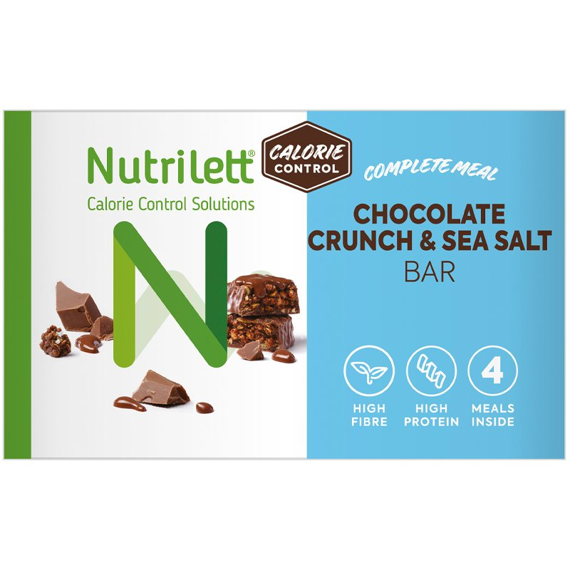 Ateriankorvikepatukat Chocolate Crunch & Seasalt 4kpl - 29% alennus