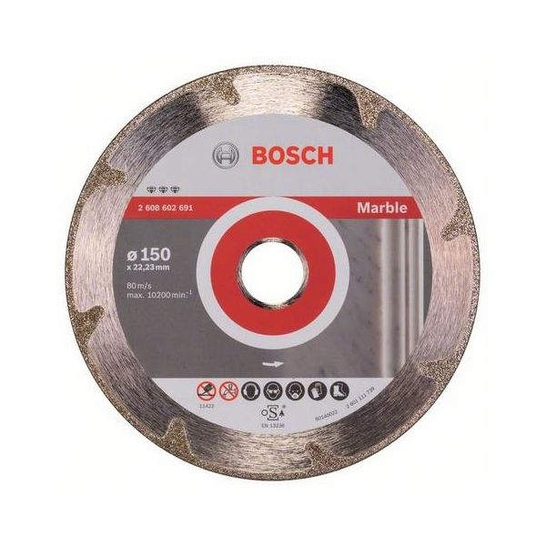 Bosch Best for Marble Diamantkappskive 150x22,23mm