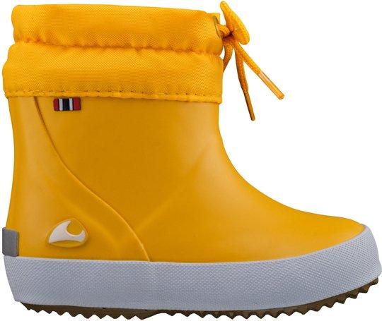 Viking Alv Gummistøvel, Yellow, 19