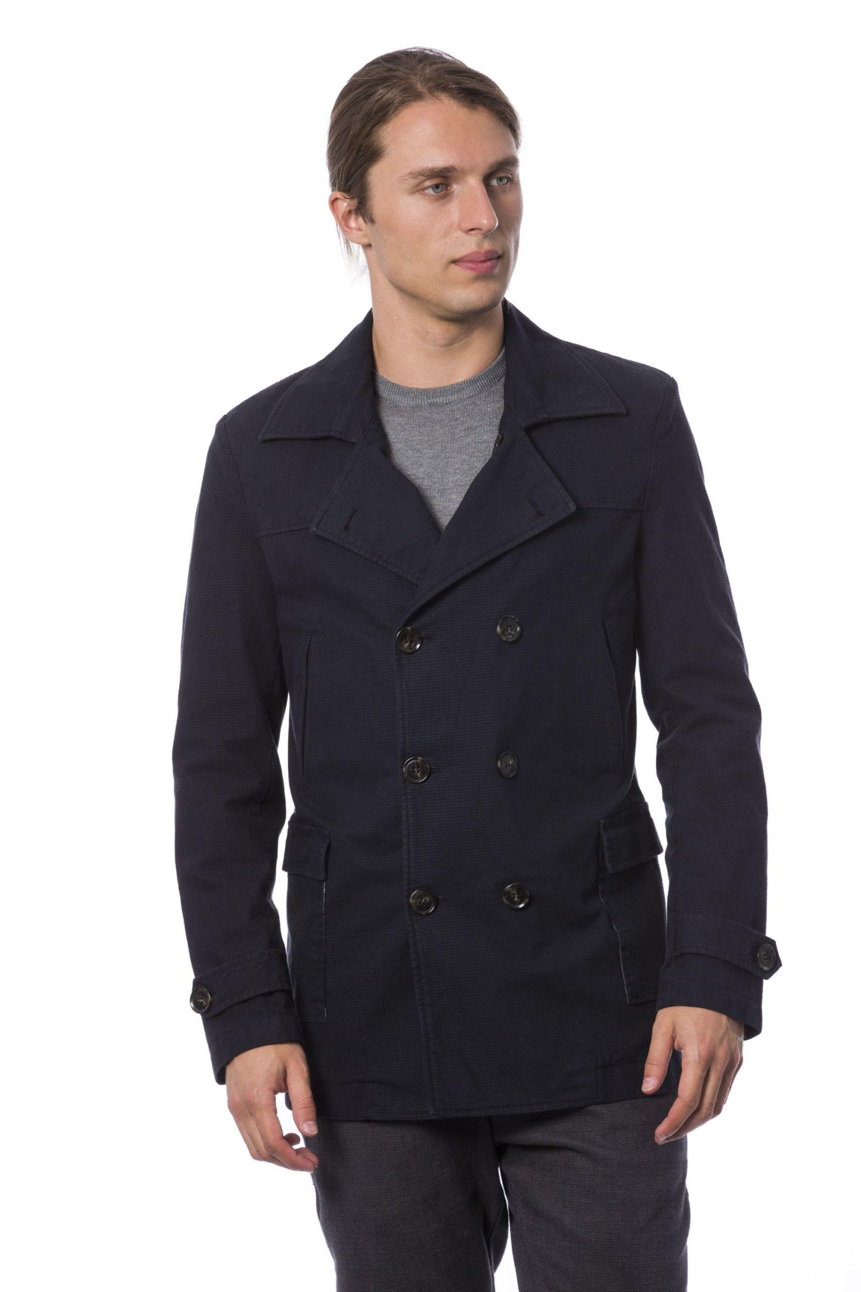 Verri Men's Vblu Blazer Blue VE991944 - IT56 | XXL