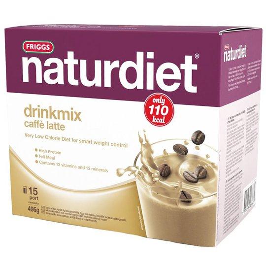 Drinkmix Caffe Latte - 24% rabatt