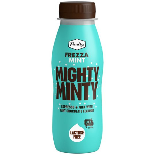 Maitokahvijuoma Mighty Mint - 17% alennus