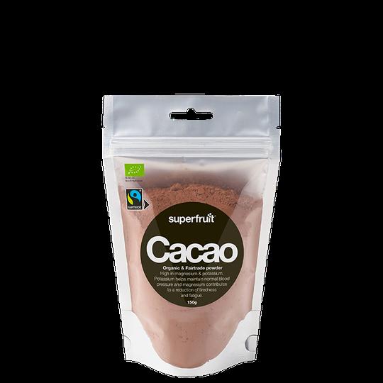 Kakaopulver EKO & Fairtrade, 150 g