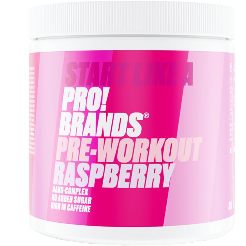 Pure Pre-workout Hallon - 50% rabatt