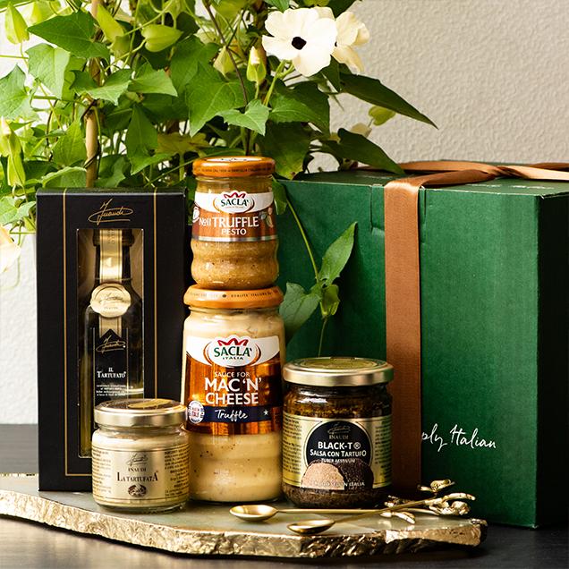 Truffle Lovers Gift Box