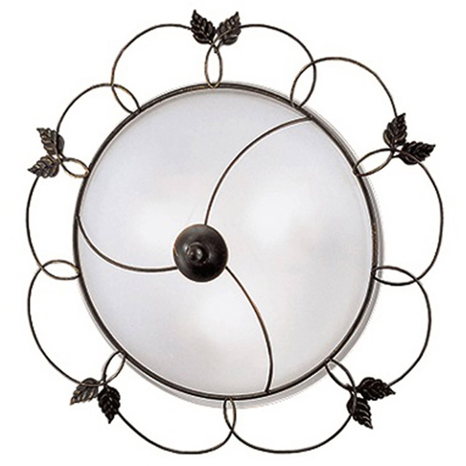 Vakker FLORA taklampe på 64 cm av Kögl