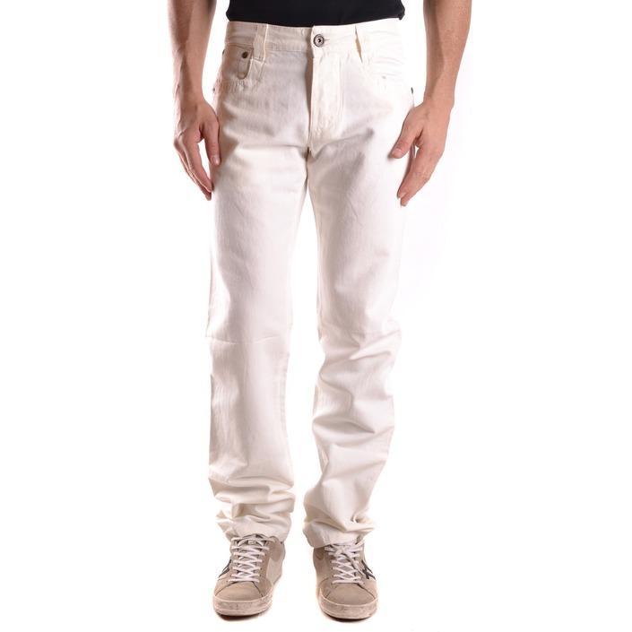 Bikkembergs Men's Jeans White 163052 - white 30