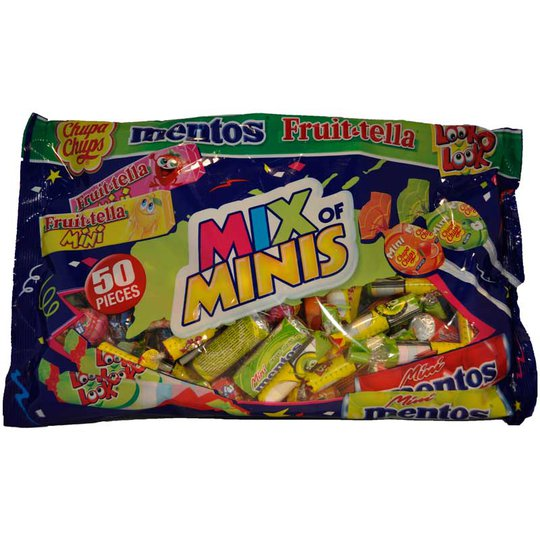 Mix of Minis - 50% rabatt