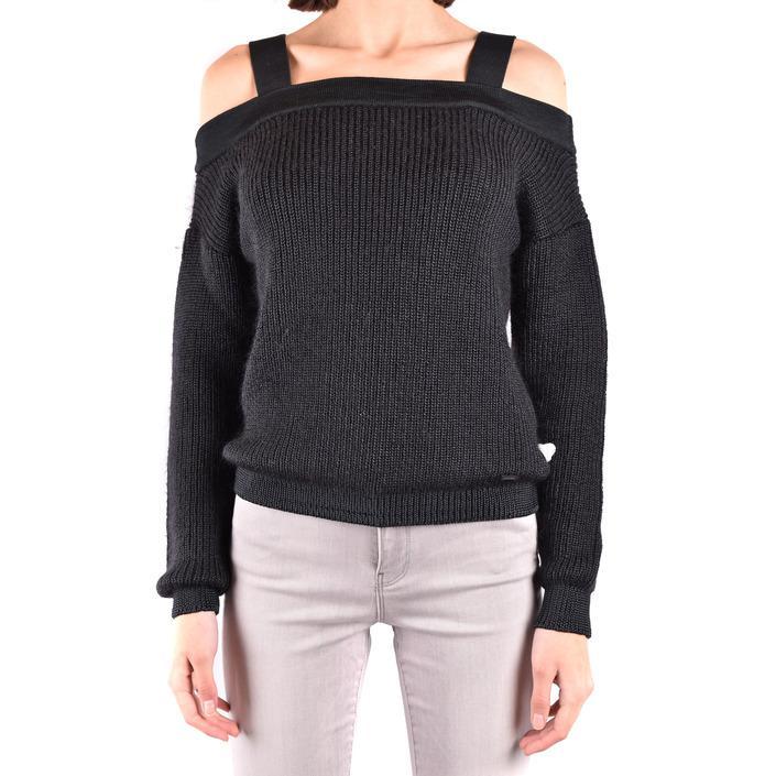 Armani Jeans Women's Sweater Black 186232 - black 40