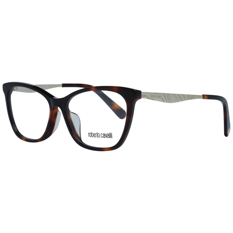 Roberto Cavalli Women's Optical Frames Eyewear Brown RC5095-F 54052