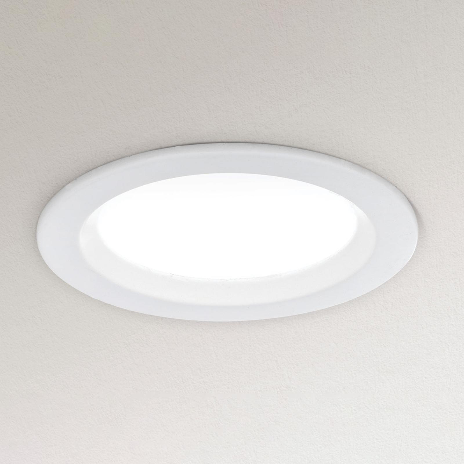 Himmennettävä LED-uppovalaisin Spock, Ø 9 cm
