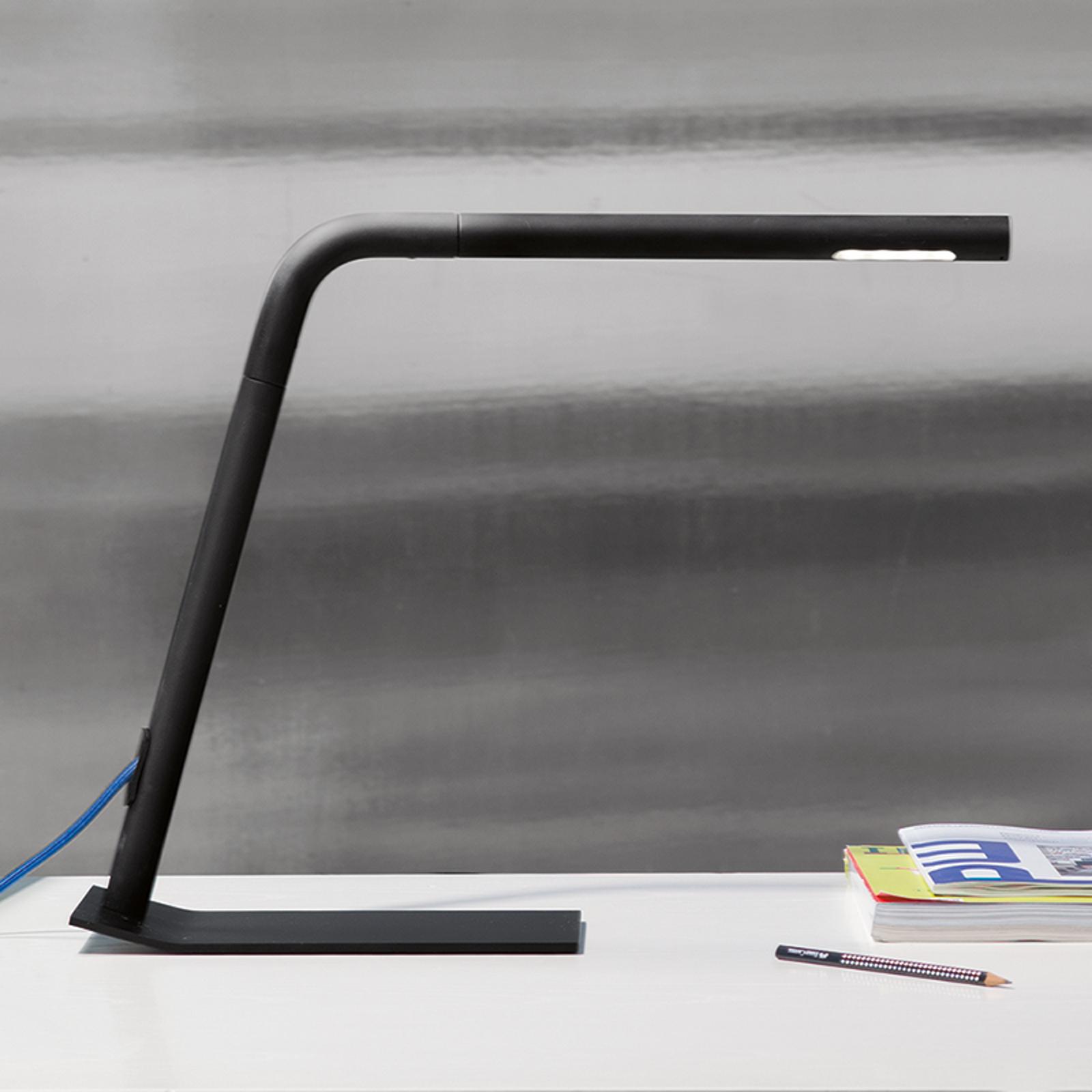 Martinelli Luce Colibri -LED-työpöytälamppu