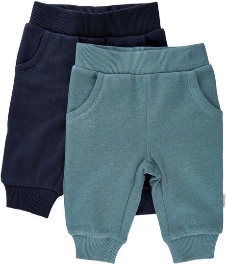 Minymo Bukse 2-pack, Goblin Blue, 50