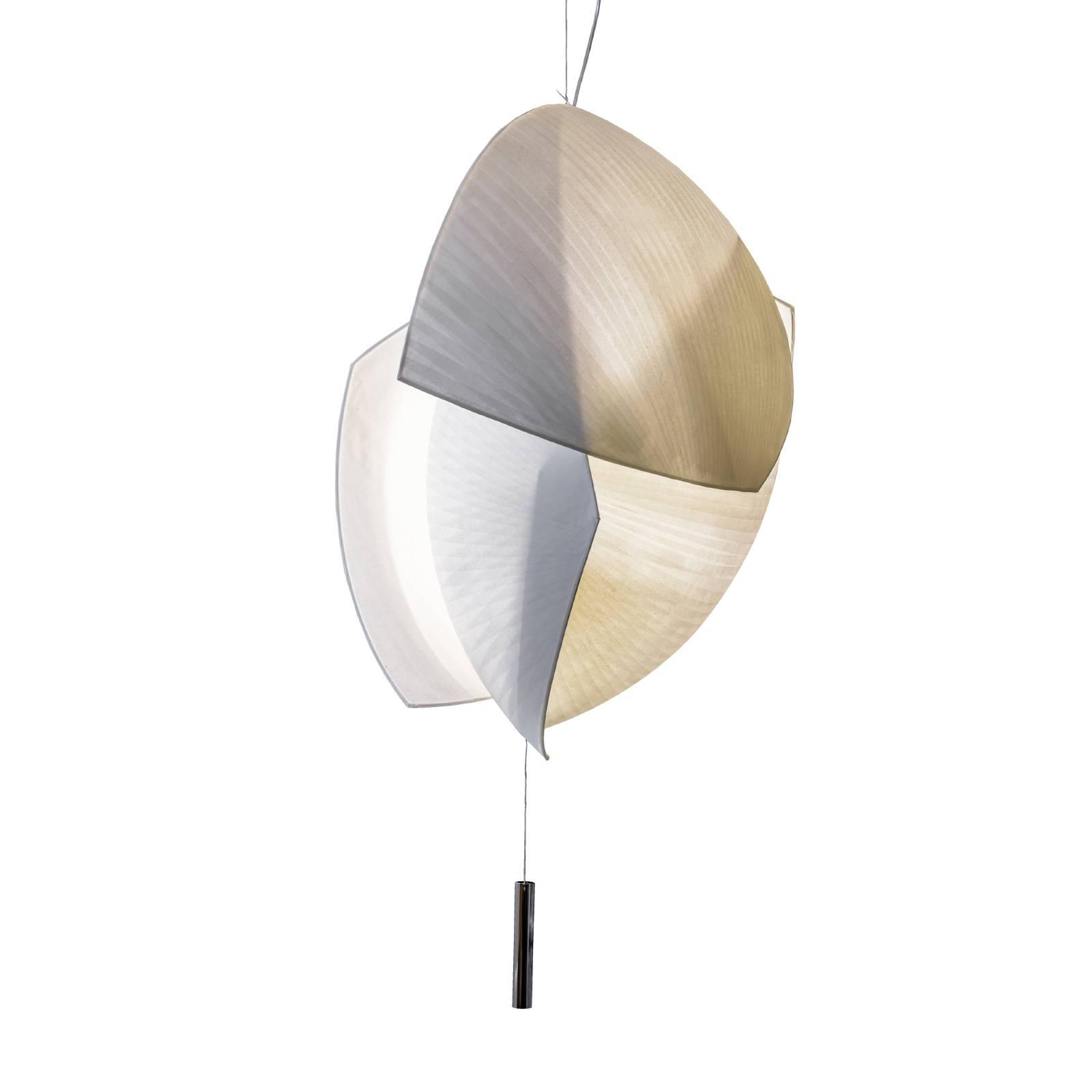 Grok Voiles -LED-riippuvalaisin 95x70 cm, DALI