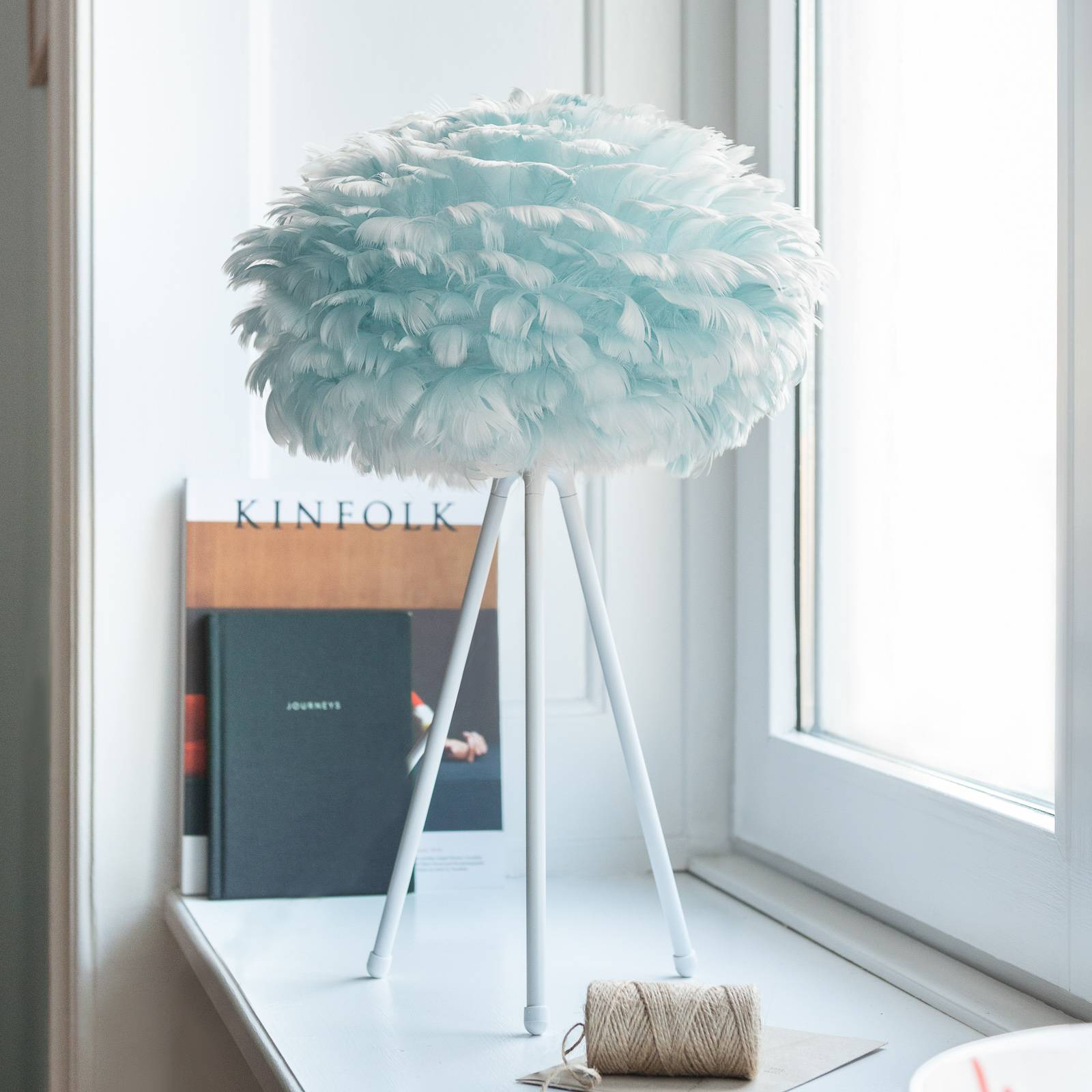 UMAGE Eos mini -pöytälamppu, vaaleansininen