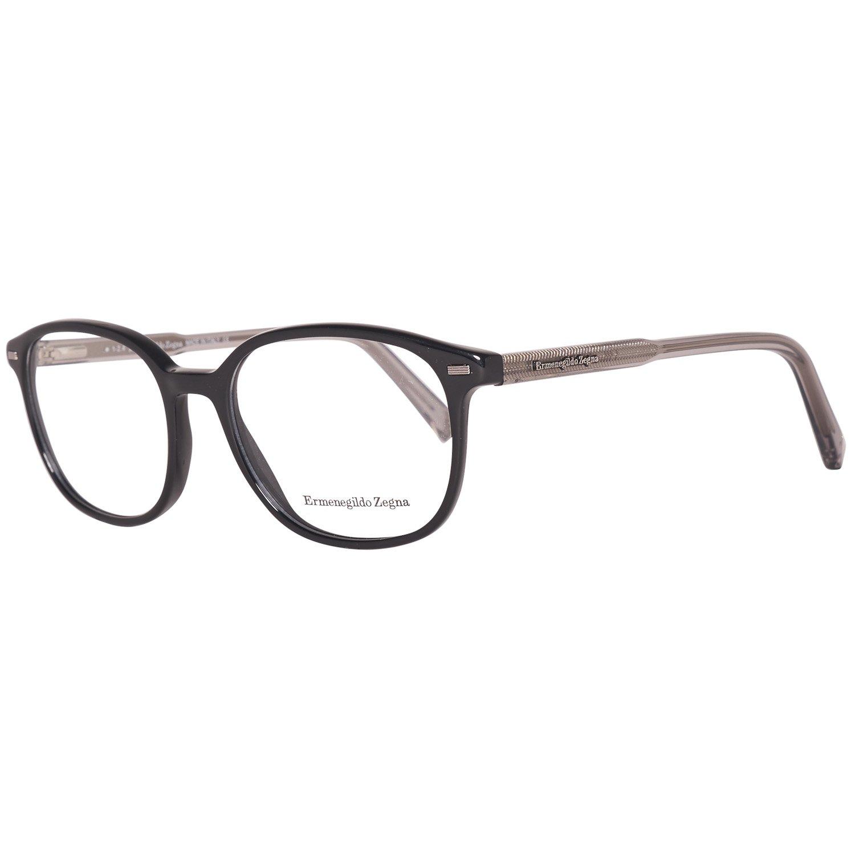 Ermenegildo Zegna Men's Optical Frames Eyewear Black EZ5007 51001