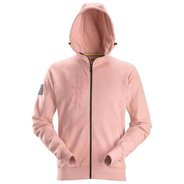 Snickers 2880 Hettegenser rosa XS
