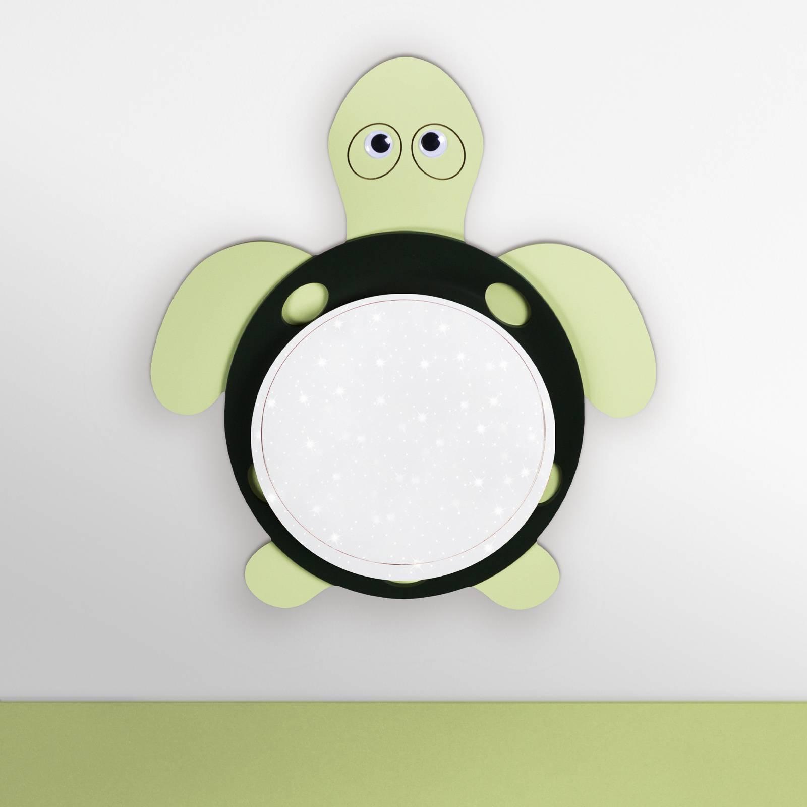 LED-kattovalaisin Turty Starlight