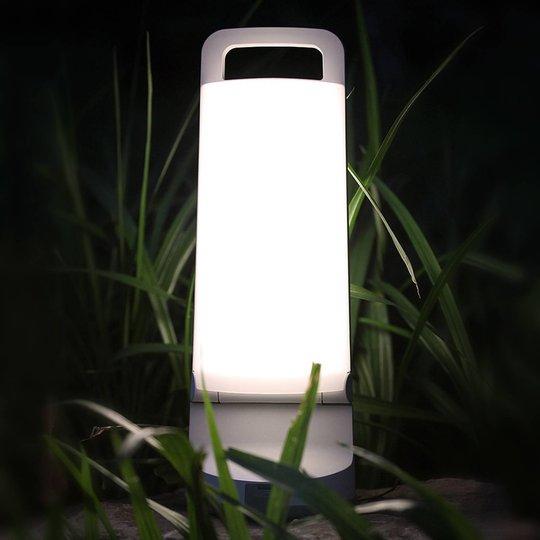 Dragonfly – solcelledrevet bordlampe til utebruk