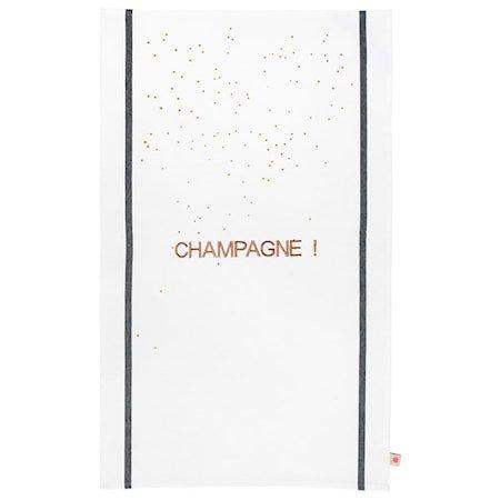 Kjøkkenhåndkle Champagne 50 x 80 cm
