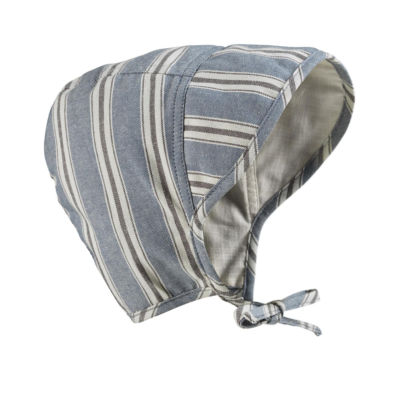 Baby Bonnet - Sandy Stripe