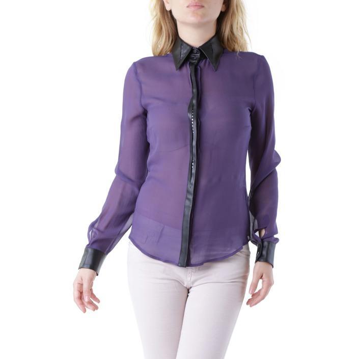 John Richmond - John Richmond Women Blouse - purple 40