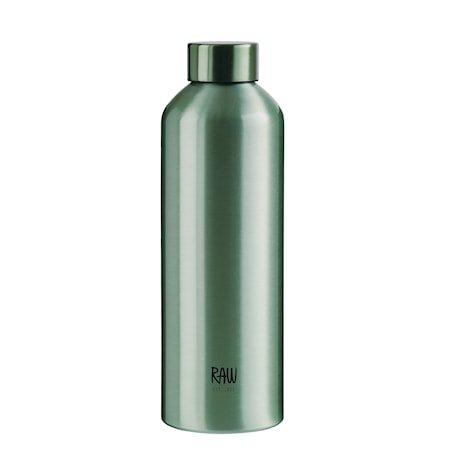 Raw To Go Flaske Aluminium Green 0,75 L