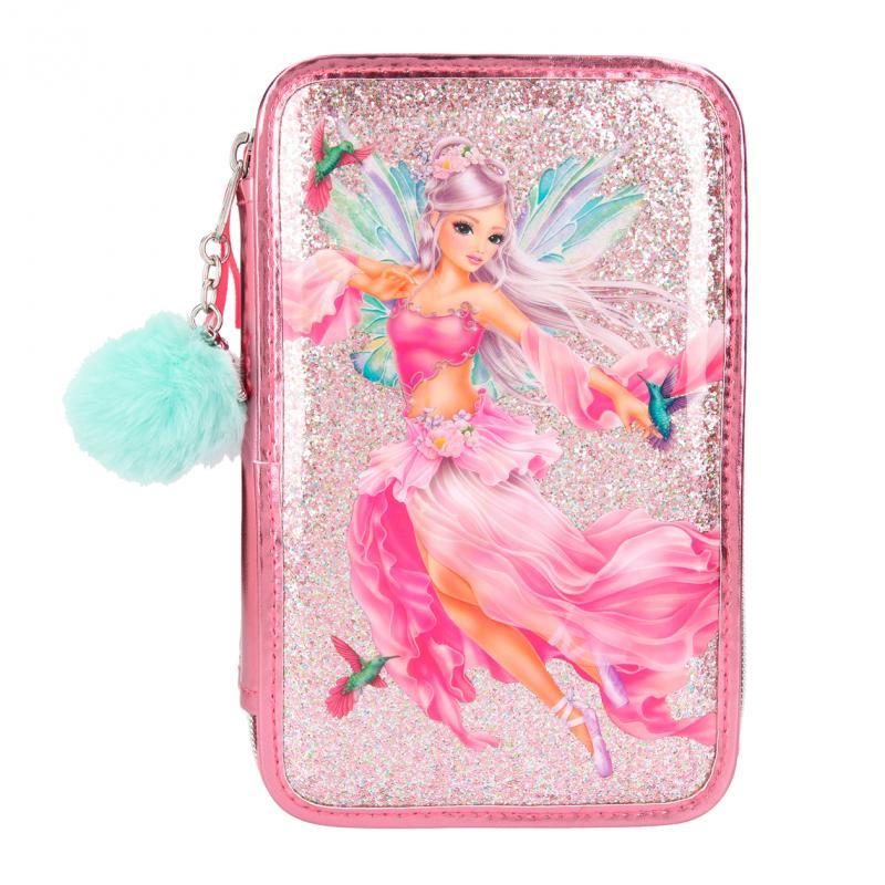Top Model - Fantasy Model - Triple Pencil Case - Fairy (0410997)