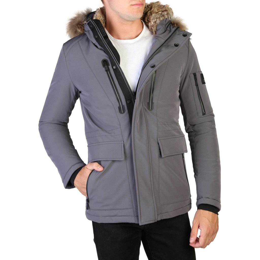 Yes Zee Men's Jacket Various Colours O810_NM00 - grey S