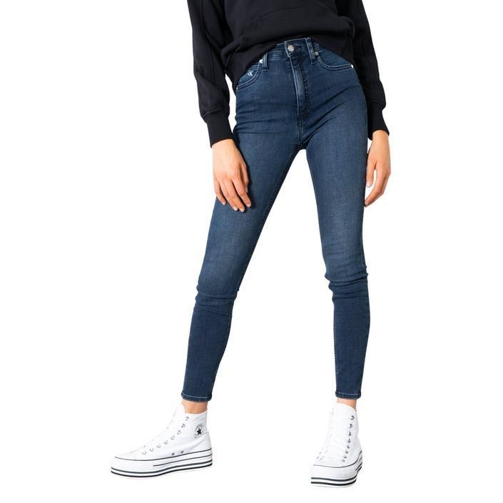 Calvin Klein Jeans Women Jeans Blue 299810 - blue w25