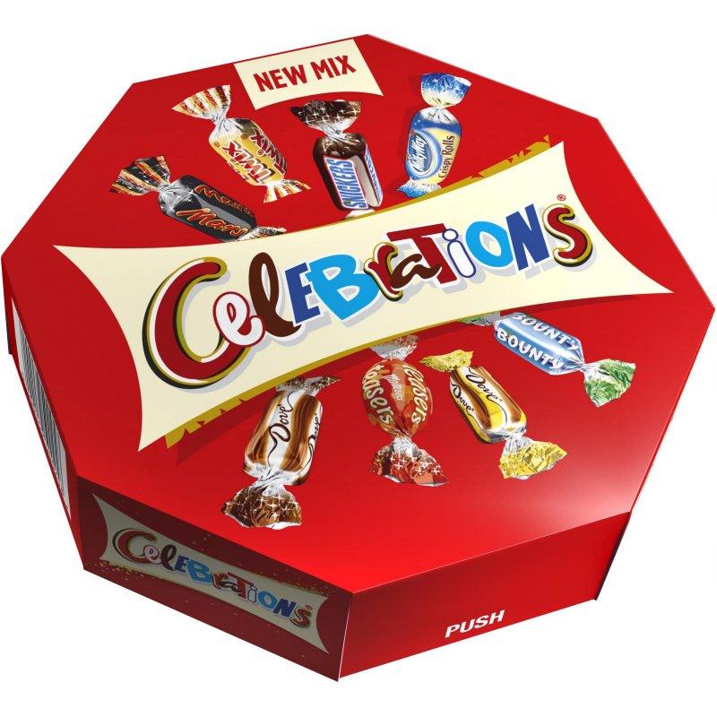 Celebrations 186g - 43% alennus