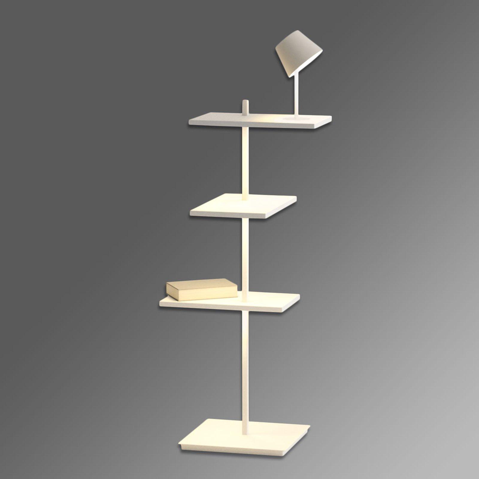 Suite LED gulvlampe 112 cm