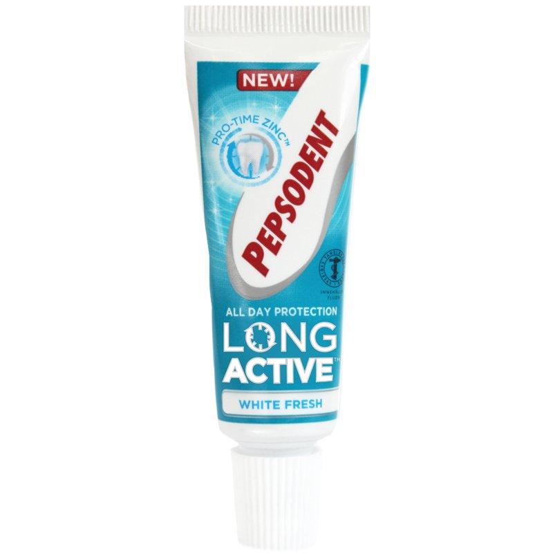 Hammastahna Long Active White Fresh - 34% alennus