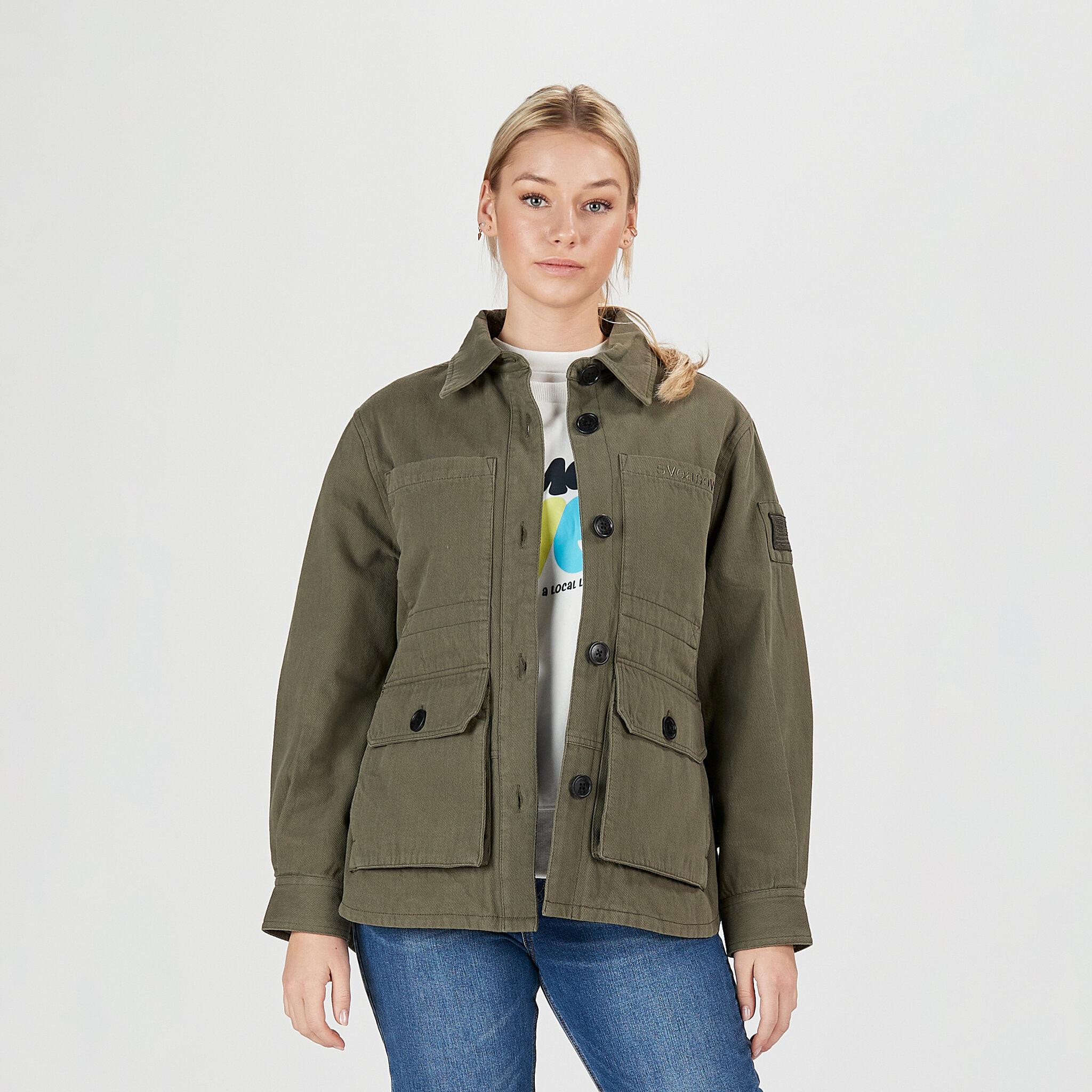 W. Utility Jacket