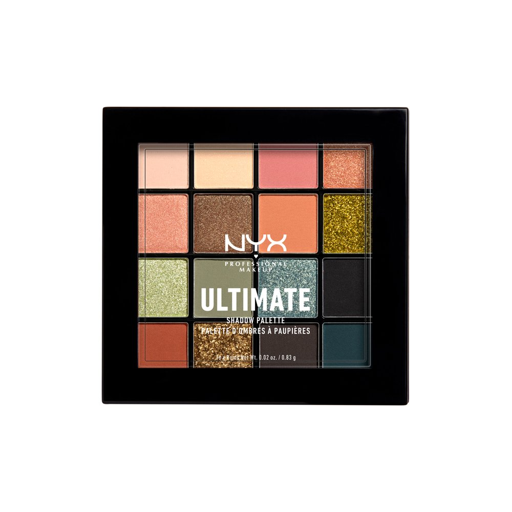 NYX Professional Makeup - Ultimate Shadow Palette - Fall Trend