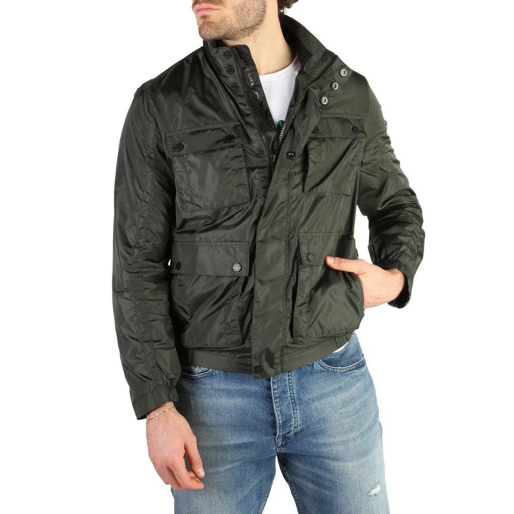 Calvin Klein Men's Jacket Green 326850 - green 48