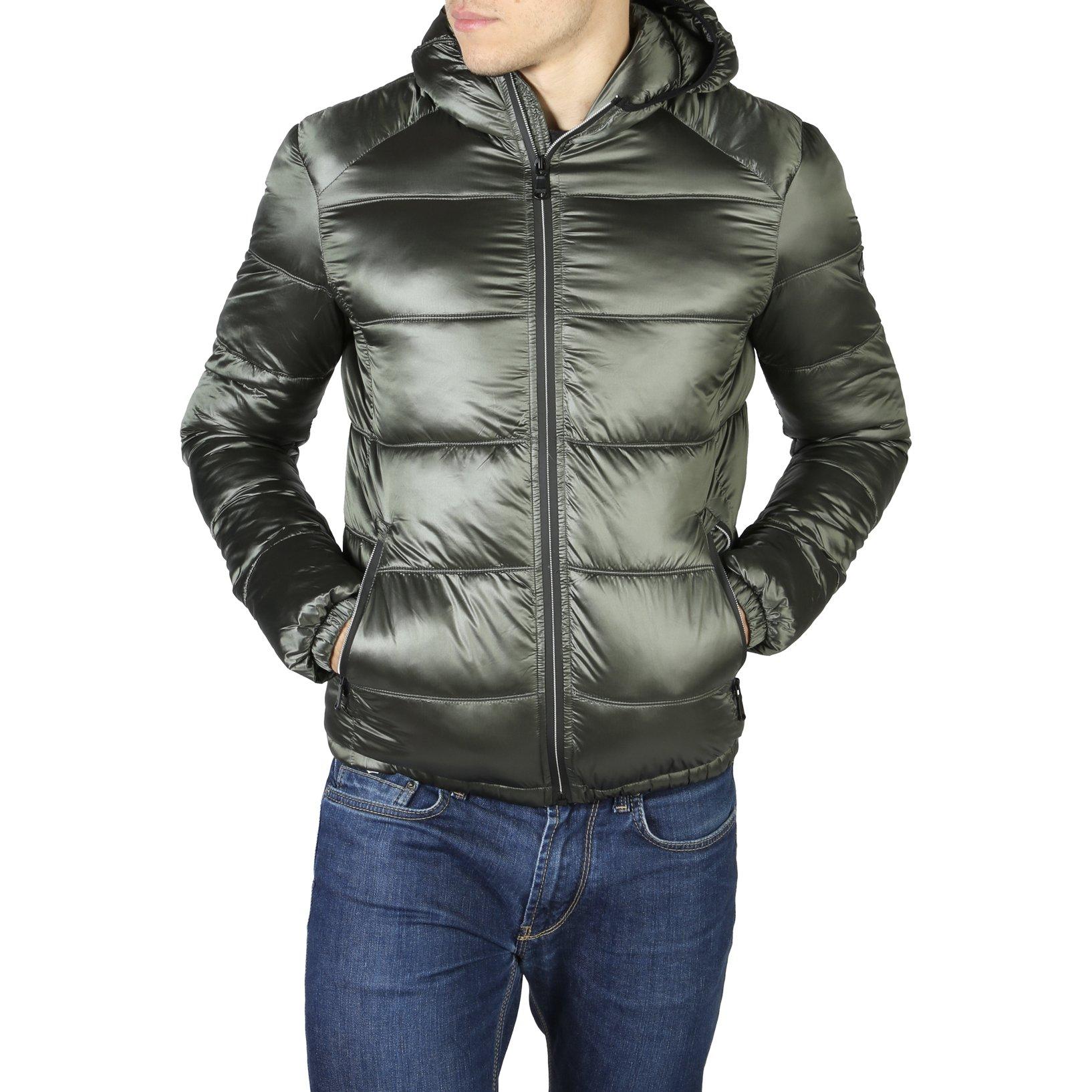 Yes Zee Men's Jacket Various Colours 0640_J813 - green XL