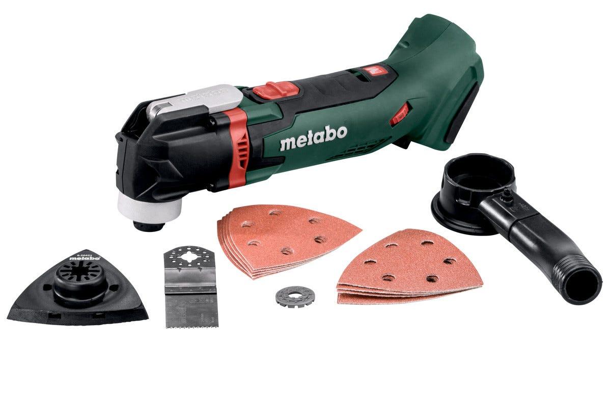 Metabo Multikutter MT 18 LTX Solo
