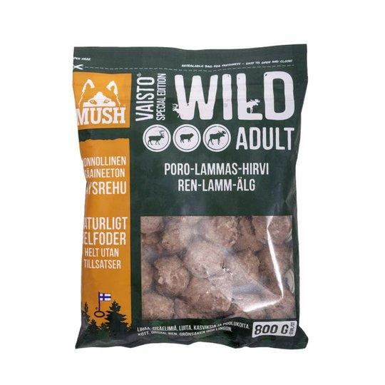 Vaisto Wild Ren-Lamm-Älg Köttbullar (800 g)
