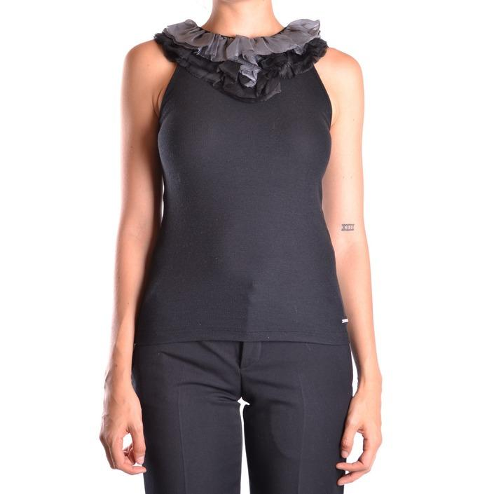 Dondup Women's Sweater Black 161253 - black M