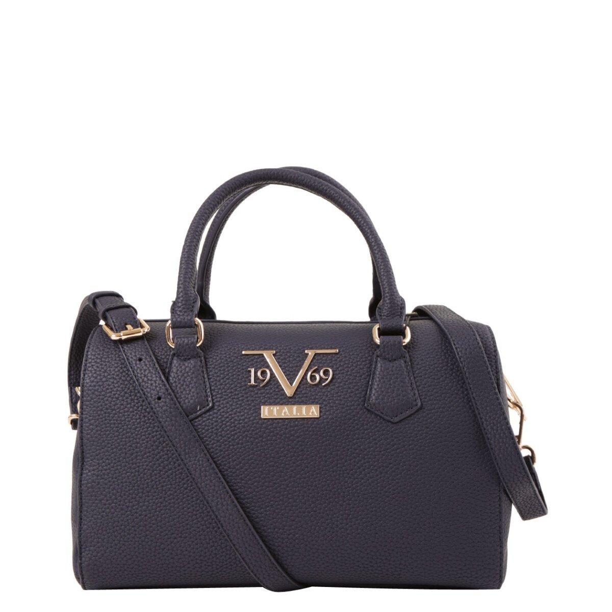 19v69 Italia Women's Handbag Various Colours 319009 - blue UNICA