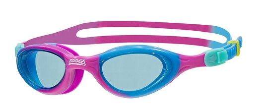 Zoggs Svømmebriller S. Seal, Rosa/Blå