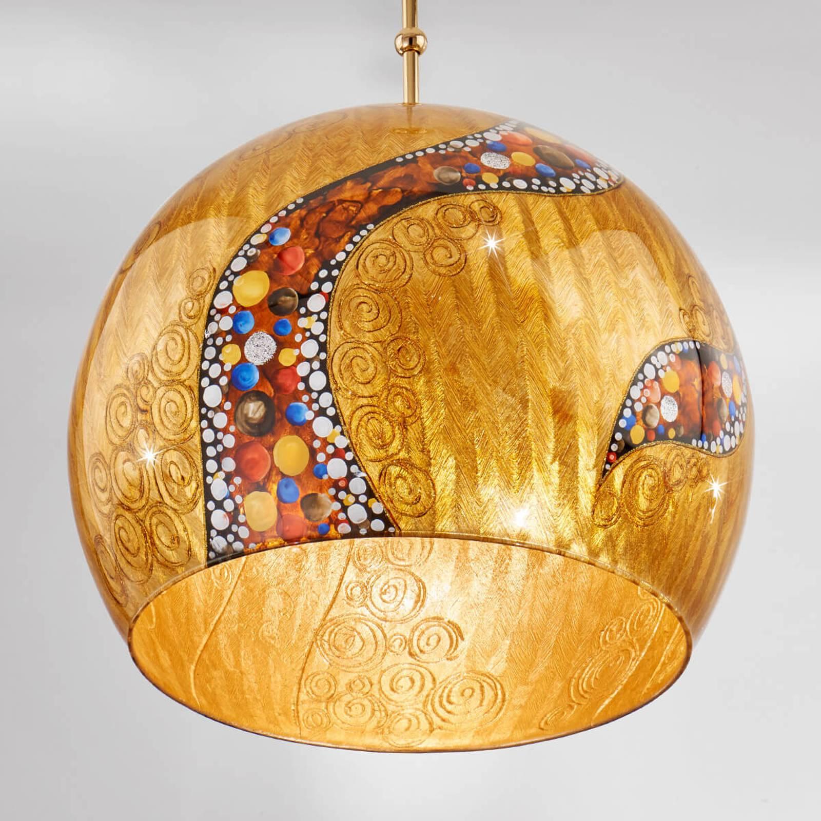 KOLARZ Leona Kiss -riippuvalo 40 cm, 1-lamppuinen