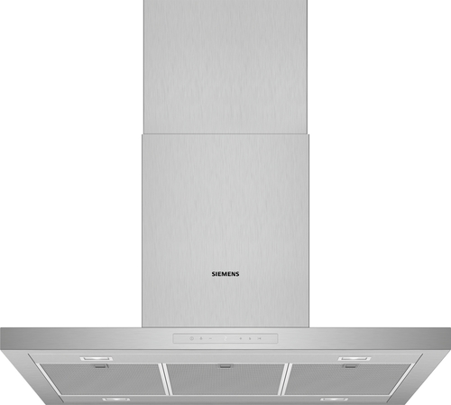Siemens Lf97bcp50 Iq500 Frihängande Köksfläkt - Rostfritt Stål