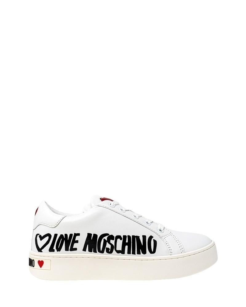 Love Moschino Men's T-Shirt Various Colours 259064 - white 38