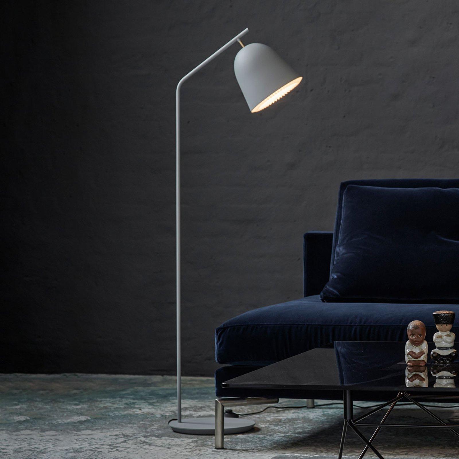 LE KLINT Caché - designer-gulvlampe, grå