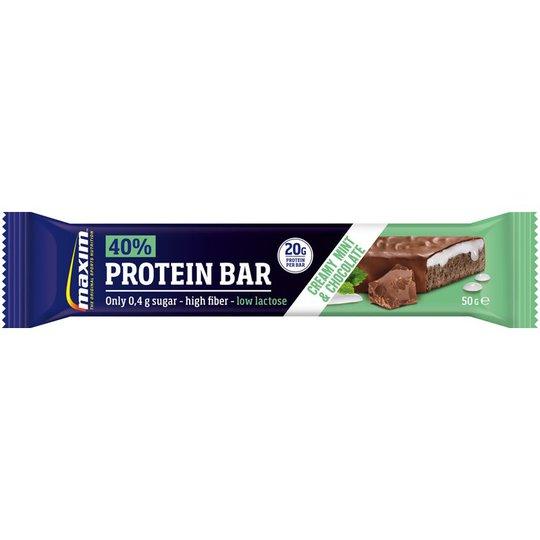 Proteinbar Choklad & Mint - 19% rabatt