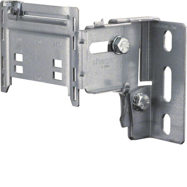 Hager G2260 Konsoll veggmontering 53-81 mm